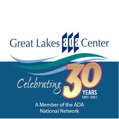 Great Lakes ADA Logo